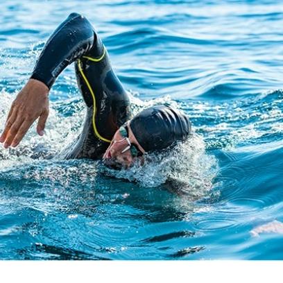 Open Water Swim Admission